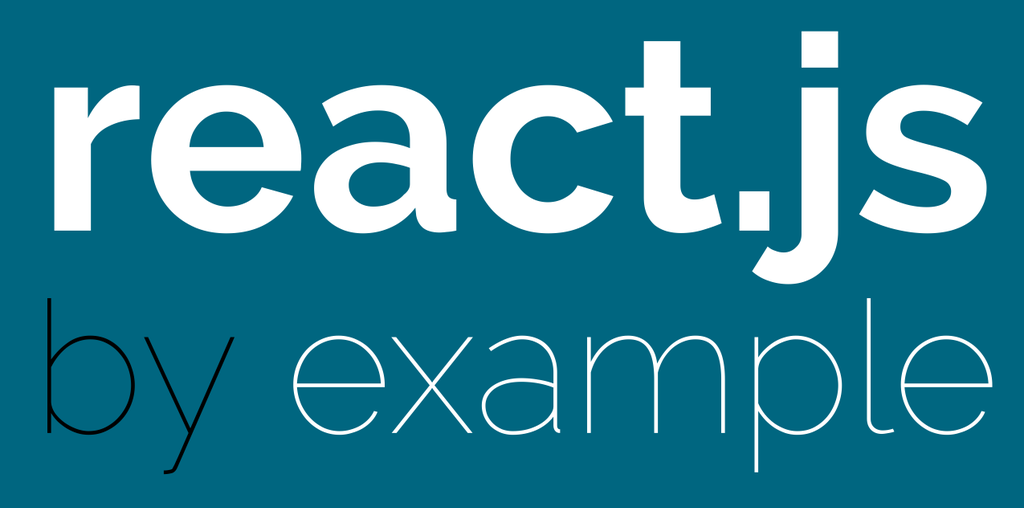 Reactjs By Example Is Now 10 React Kung Fu