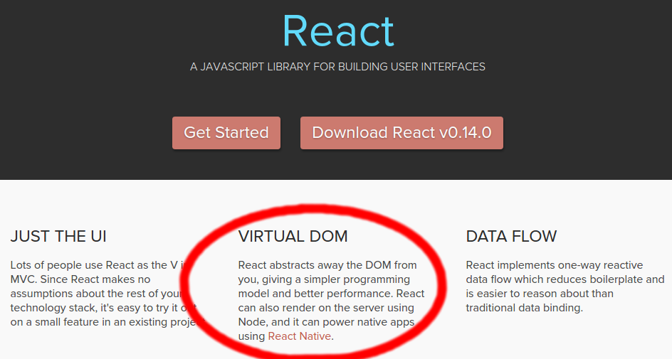 The Difference Between Virtual Dom And Dom React Kung Fu